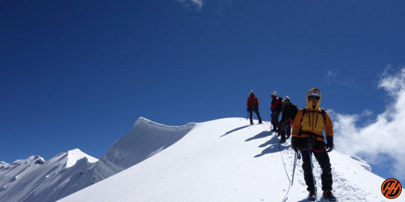 Kedar Dome Expedition