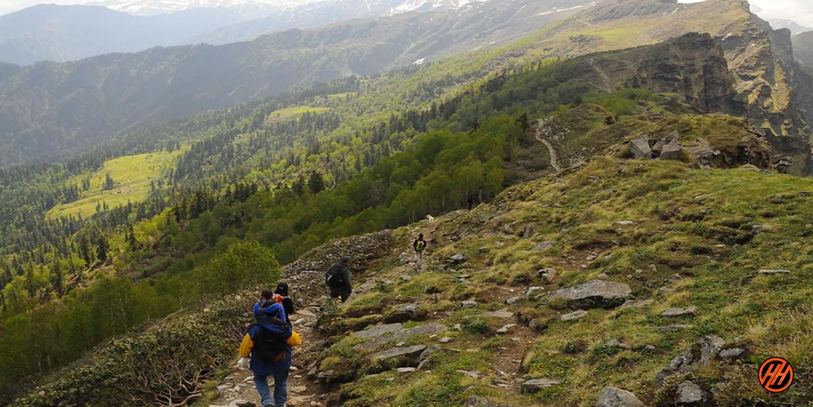 Sarutal trek