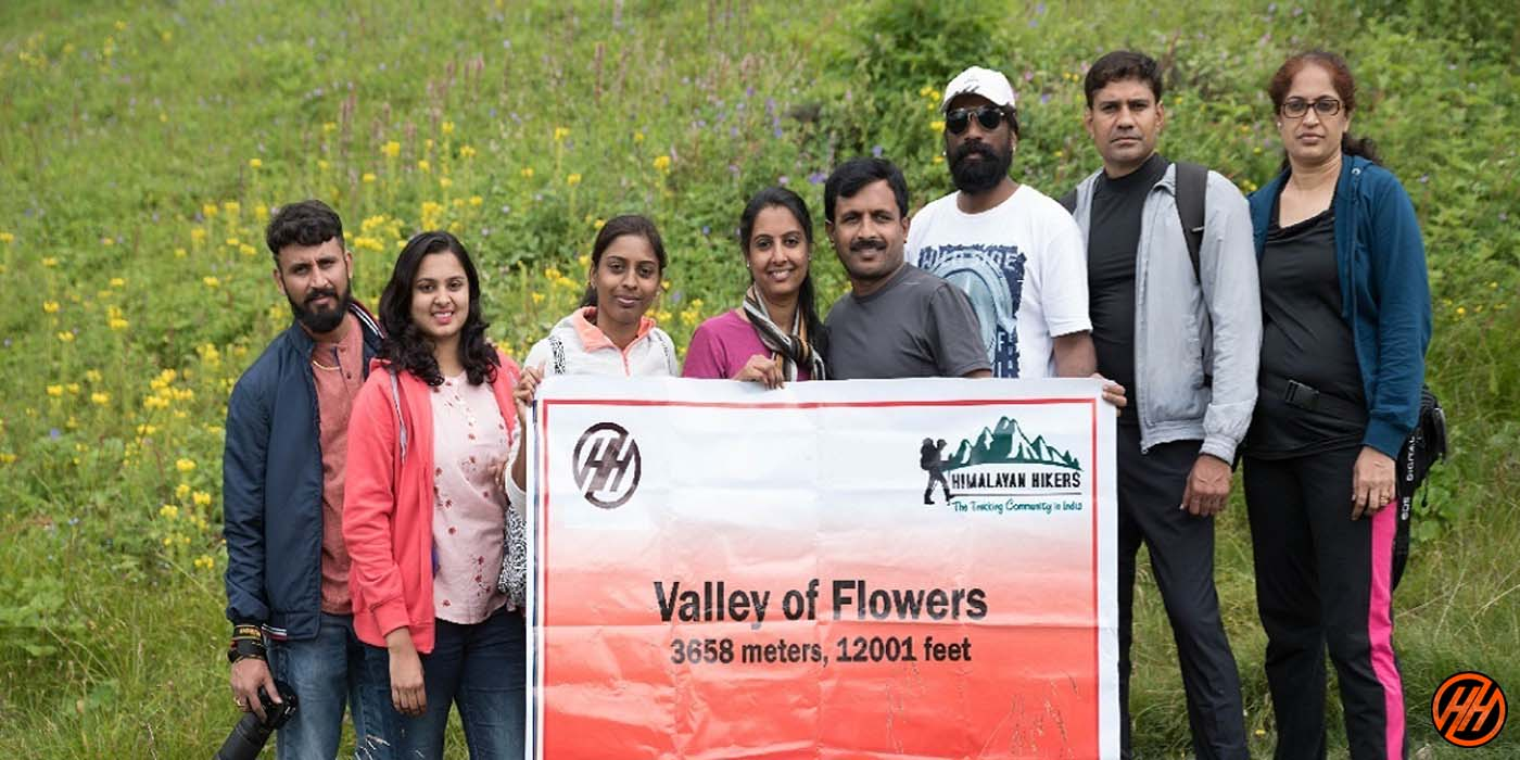 Best Trek Valley of Flower