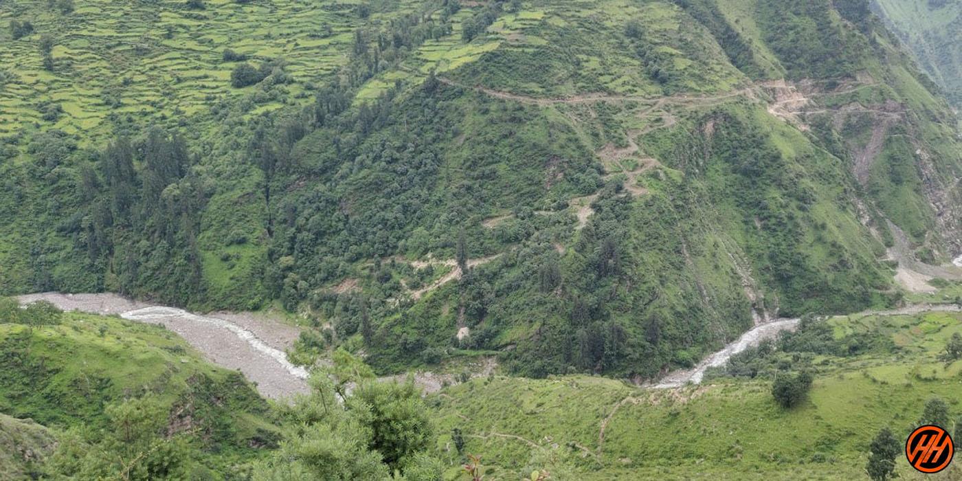 Supin River