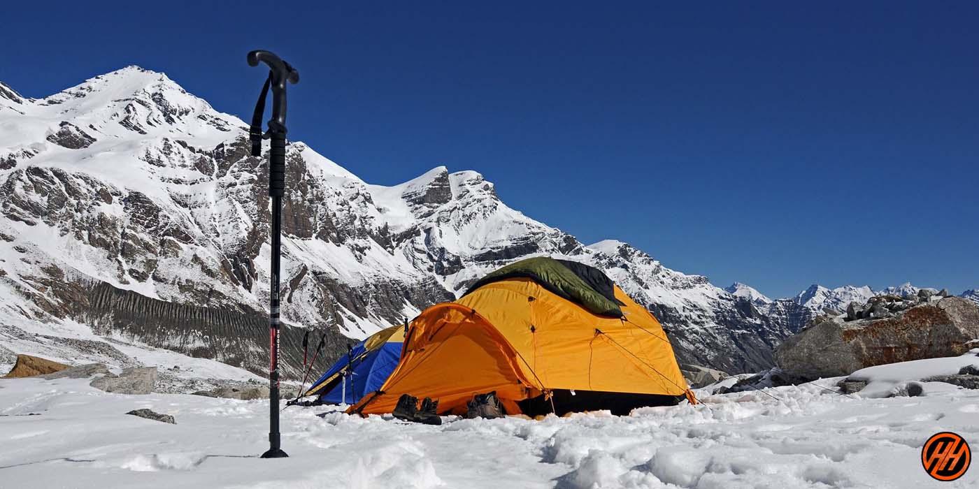 Borasu Pass Camping