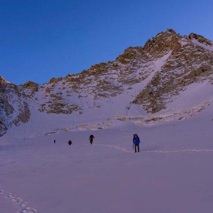 Borasu Pass Trekking