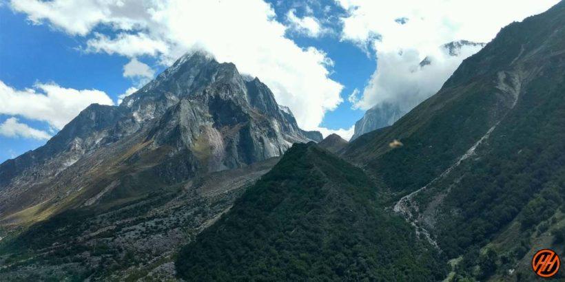 Tapovan trek views