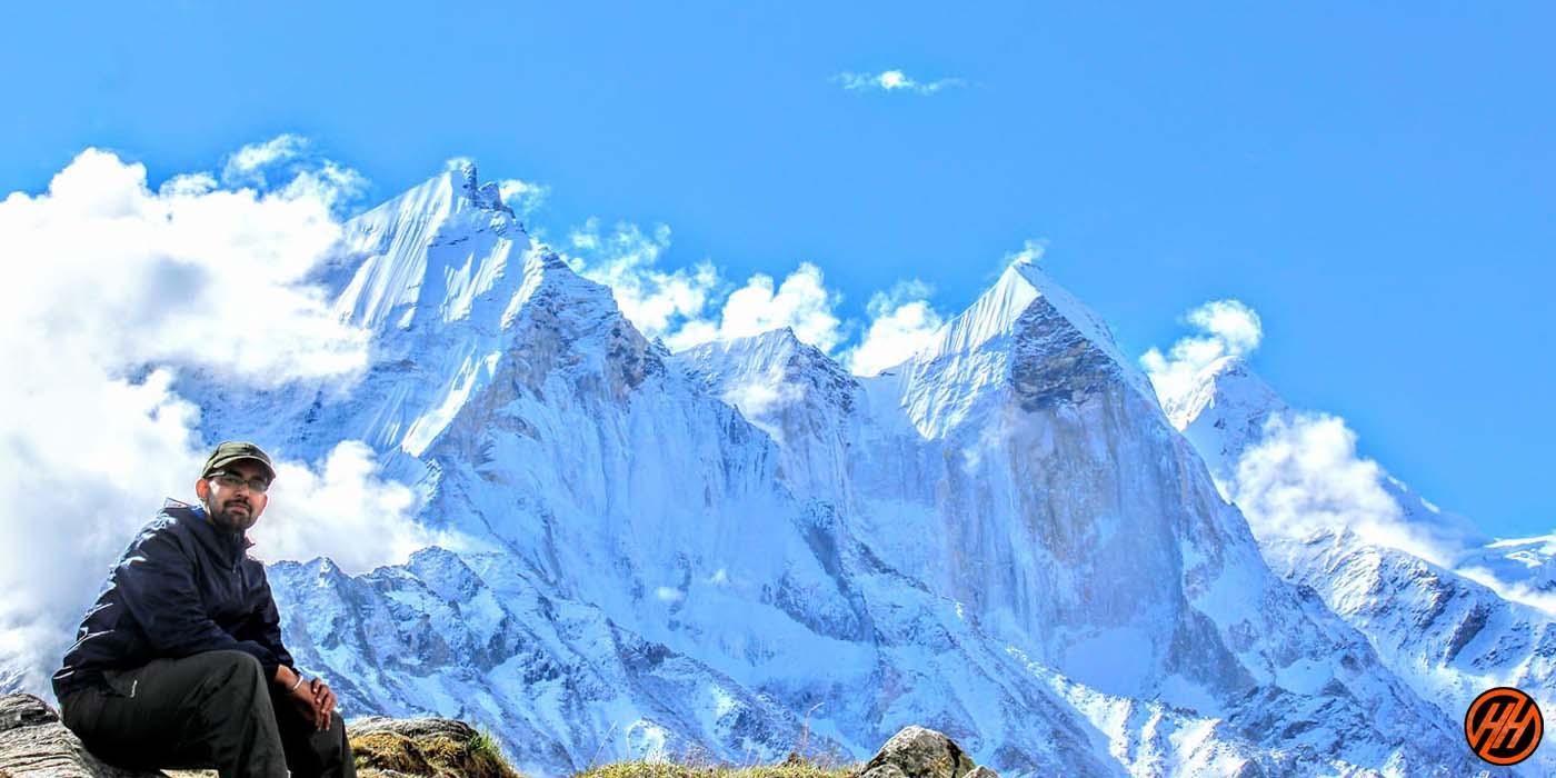 View Of trek