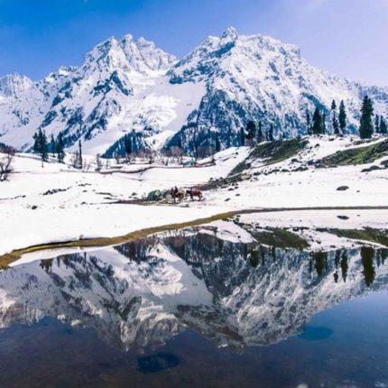 Thajiwas Glacier Trek